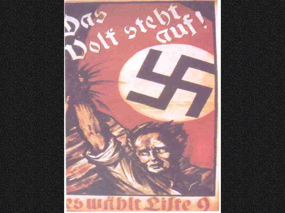 Goebbels – intensa propaganda.