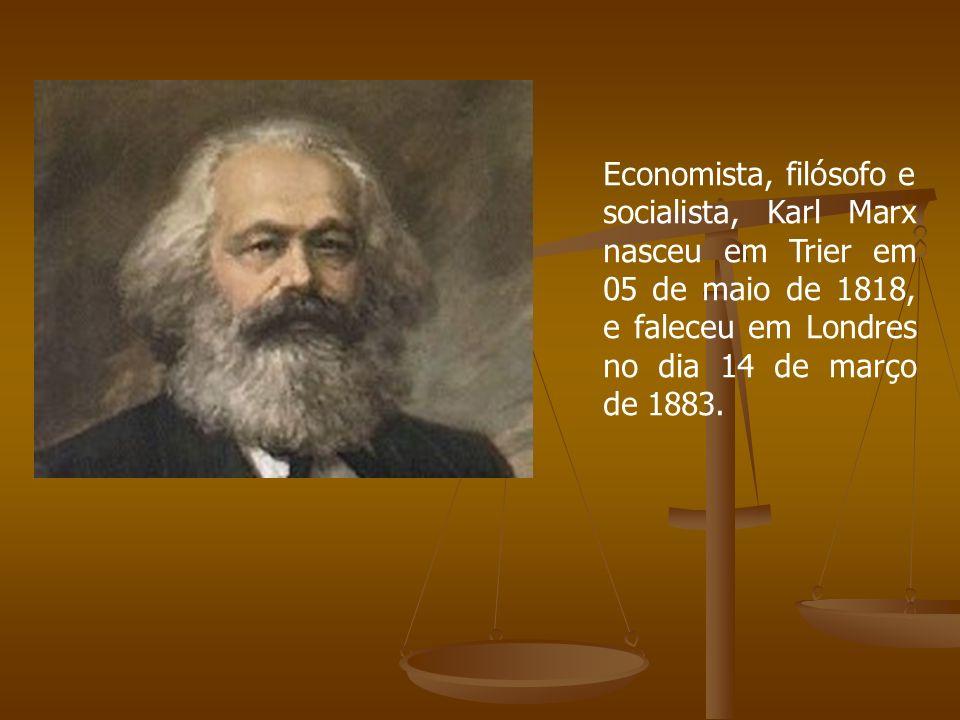 Em 1844 conhece Friedrich Engels: é o começo de uma grande amizade.