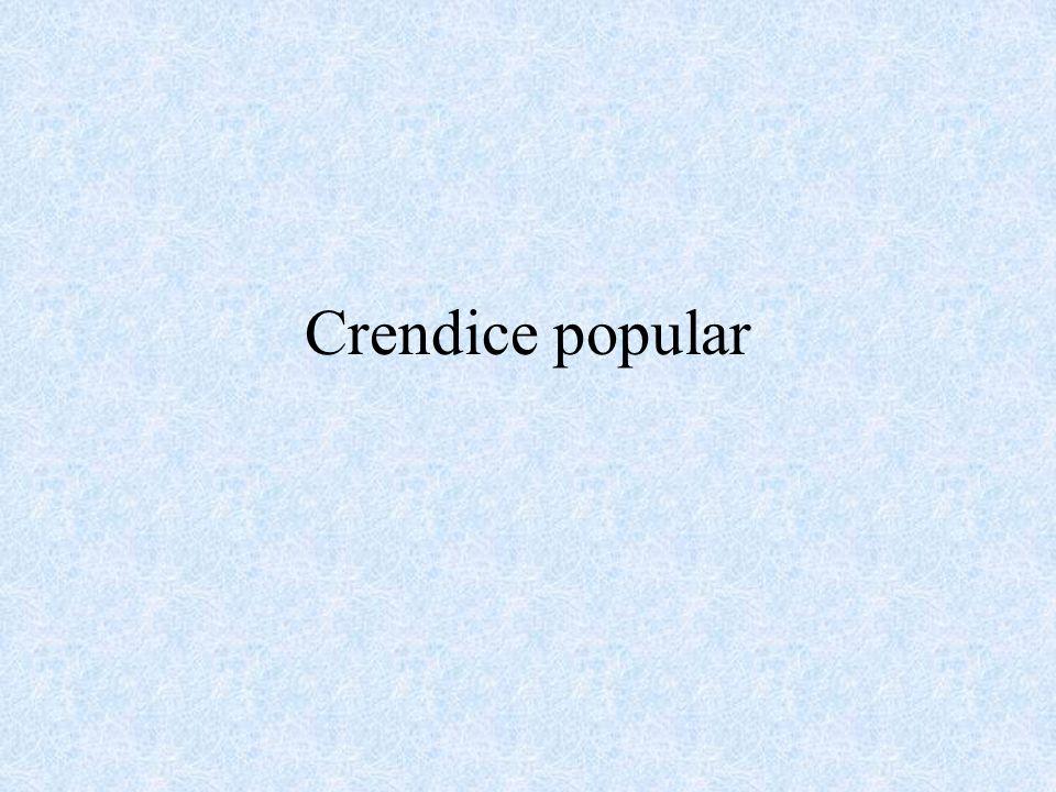 Crendice popular