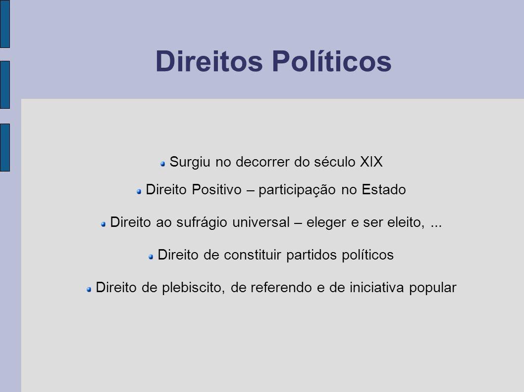 Proposta de Antonio Carlos Wolkmer 2002 Direitos advindos: das tecnologias de informação (internet) do ciberespaço da realidade virtual em geral Direitos de Quinta Dimensão