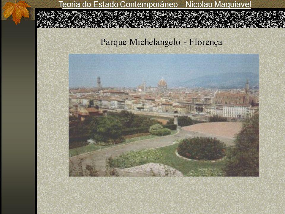 Parque Michelangelo - Florença