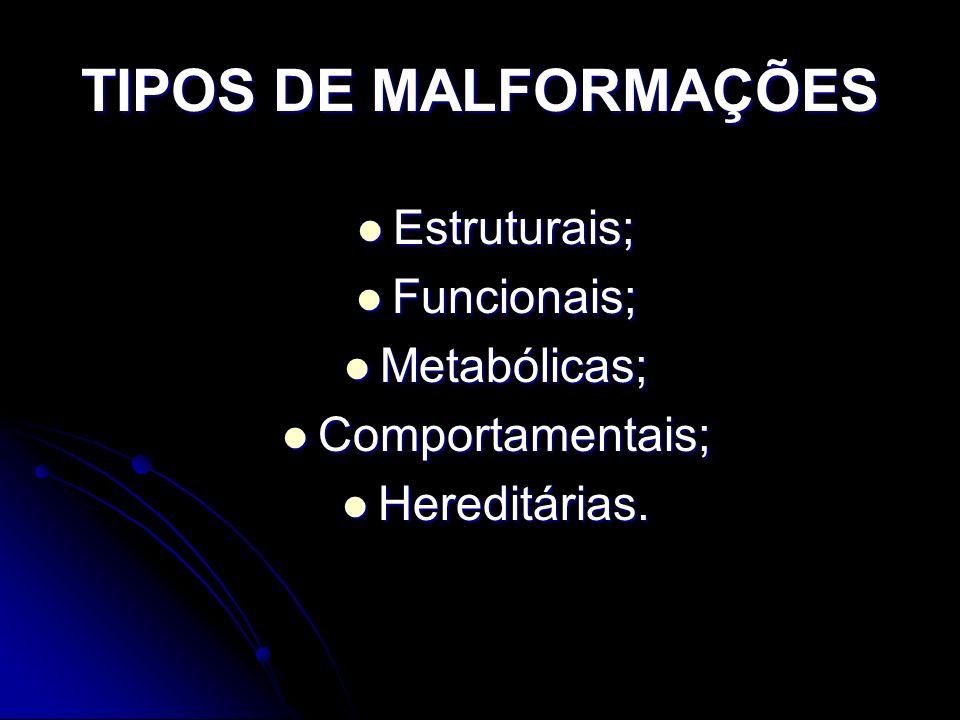 Vírus da Rubéola: Retardo do crescimento pós-natal; Retardo do crescimento pós-natal; Malformações cardíacas e dos grandes vasos; Malformações cardíacas e dos grandes vasos; Microcefalia; Microcefalia; Surdez sensorioneural; Surdez sensorioneural; Cataratas; Cataratas; Glaucoma; Glaucoma; Retardamento mental; Retardamento mental; Hemorragia do recém-nascido.