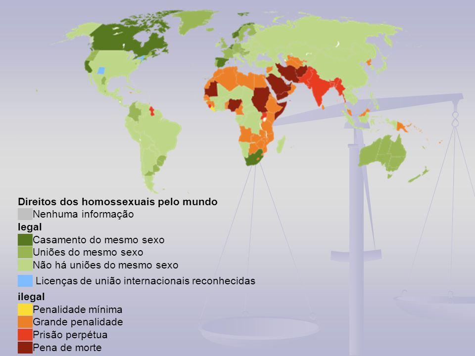 Direitos dos homossexuais pelo mundoNenhuma informação legalCasamento do mesmo sexoUniões do mesmo sexoNão há uniões do mesmo sexo Licenças de união i