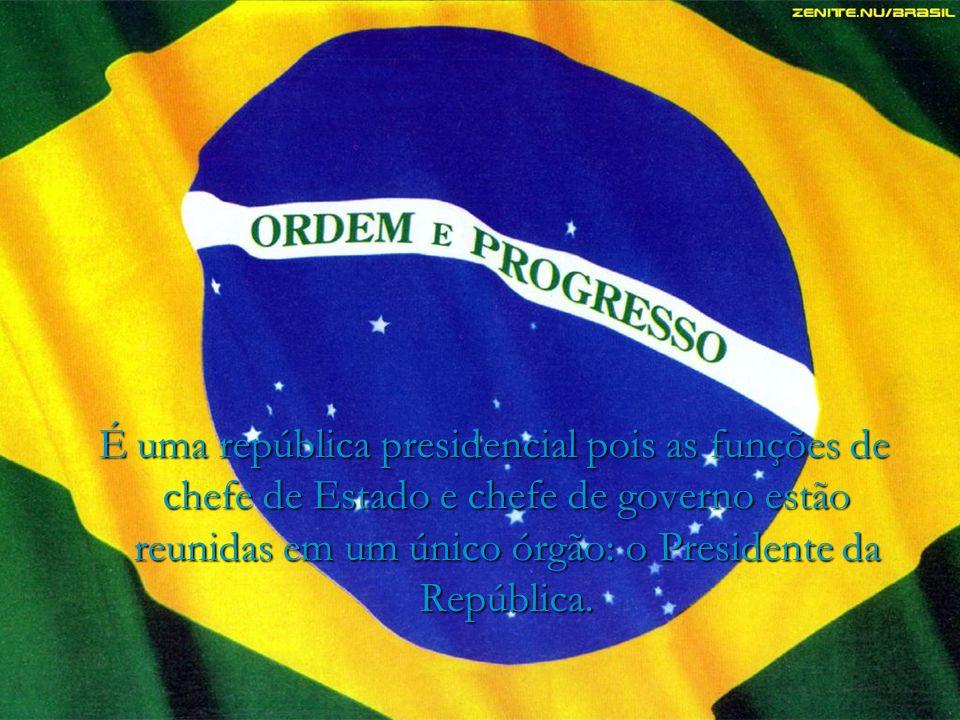 O Brasil possui vinte e seis estados e o Distrito Federal, cada qual com um Governador eleito pelo voto direto para um mandato de quatro anos renovável por mais quatro, assim como acontece com os Prefeitos.