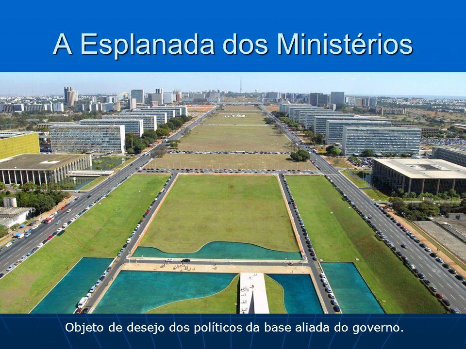 No Brasil No Brasil a formação de coalizões são o melhor instrumento de governabilidade, pois visam garantir: 1.