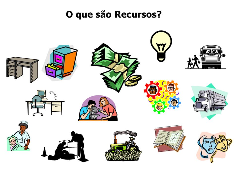 O que são Recursos?