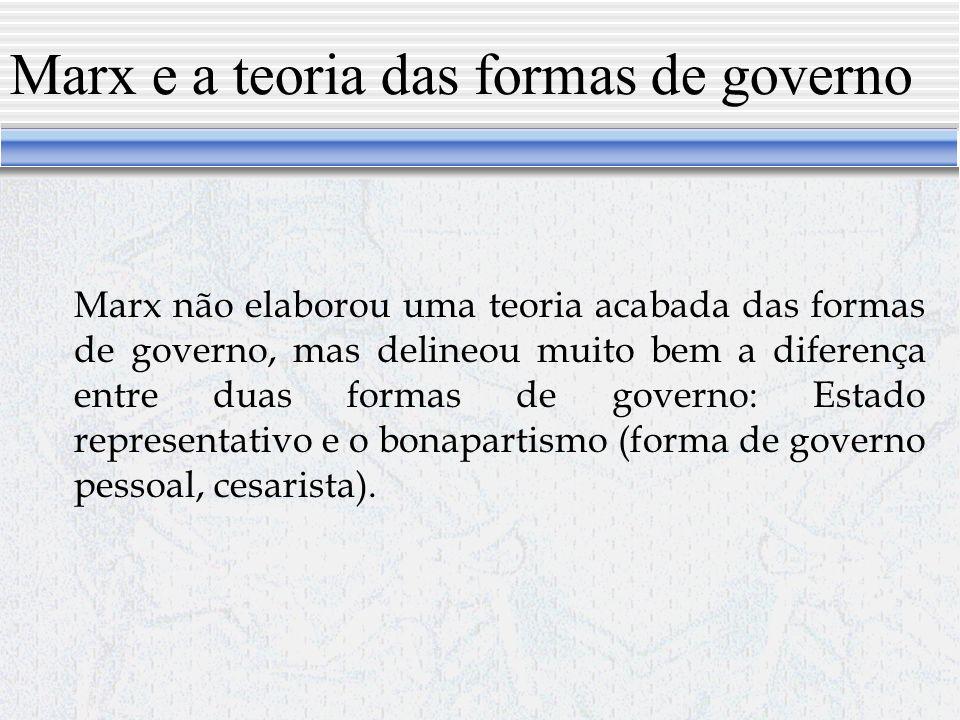 Ditadura Ditadura ClássicaDitadura Marxista -Magistratura Monocrática não sustentam a referência a uma classe, ou um sujeito coletivo.
