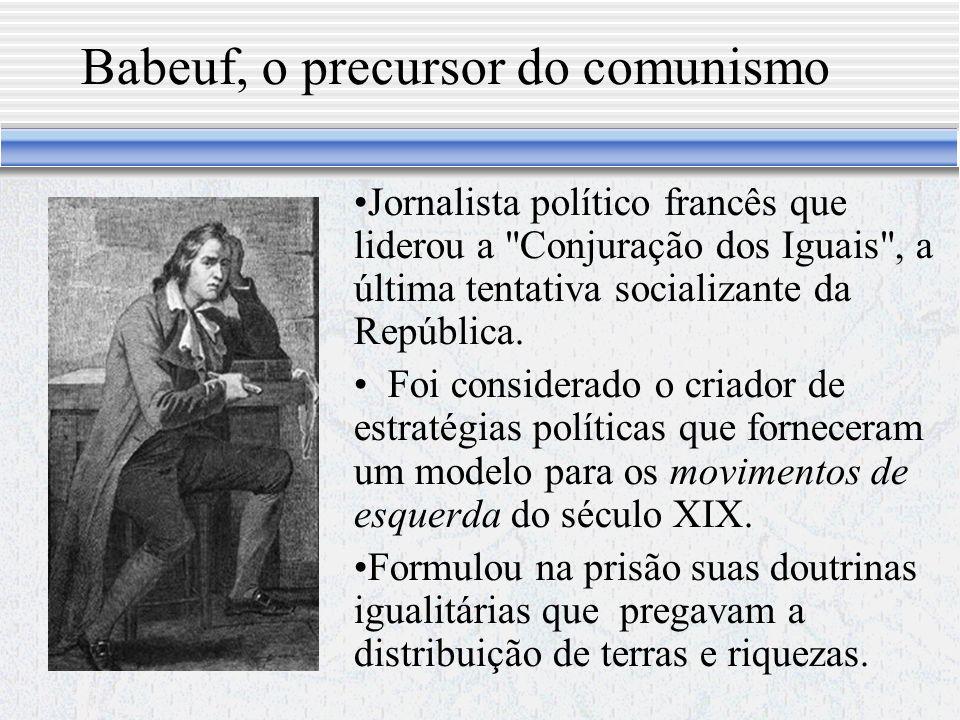 Charles Fourier (1772 – 1837) Socialista francês e economista político.