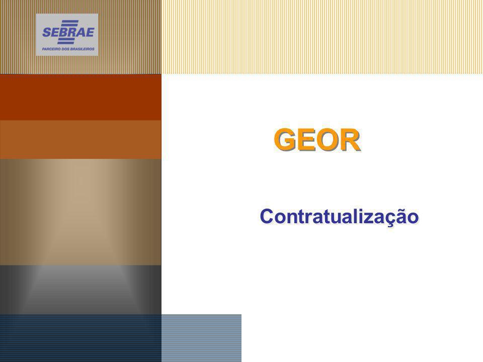 Contratualização GEOR