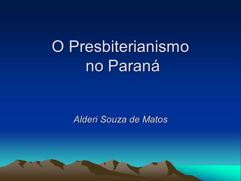 No fim de setembro de 1885, após a reunião do Presbitério do Rio de Janeiro, os Revs.