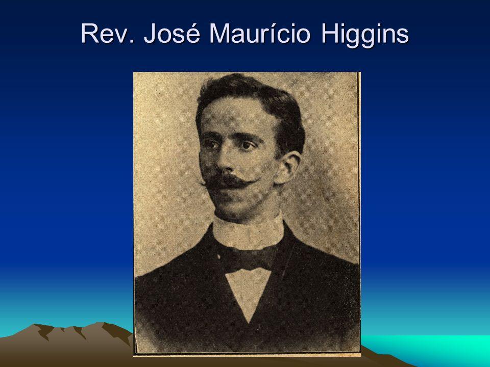 Rev. José Maurício Higgins