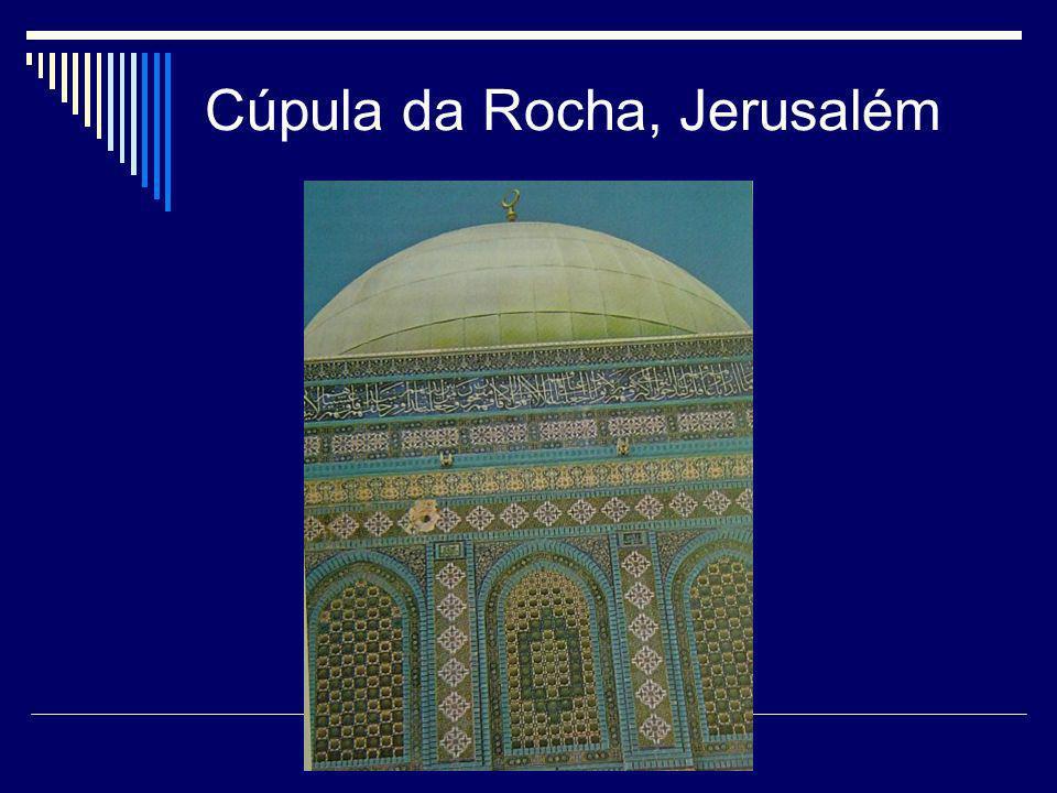 Cúpula da Rocha, Jerusalém