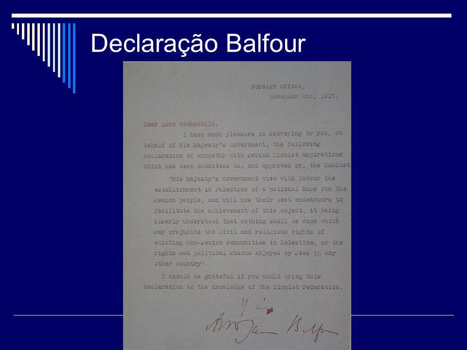 Declaração Balfour