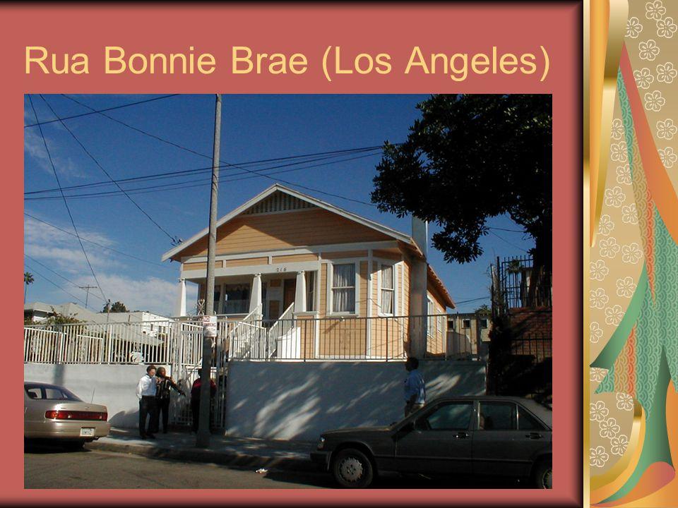 Rua Bonnie Brae (Los Angeles)