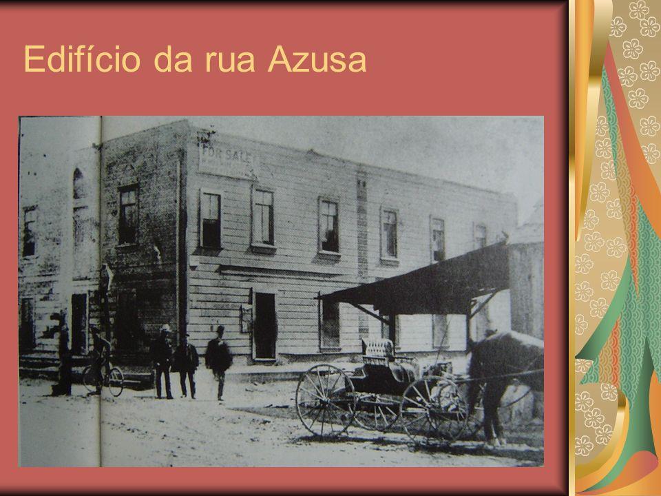 Edifício da rua Azusa