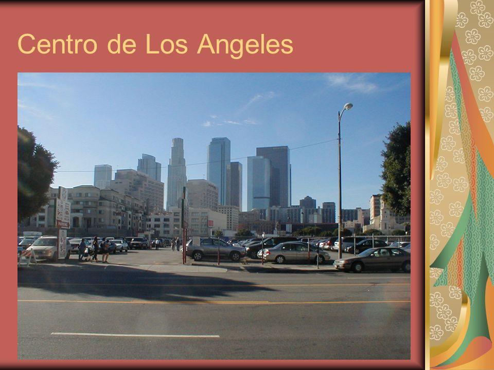 Centro de Los Angeles