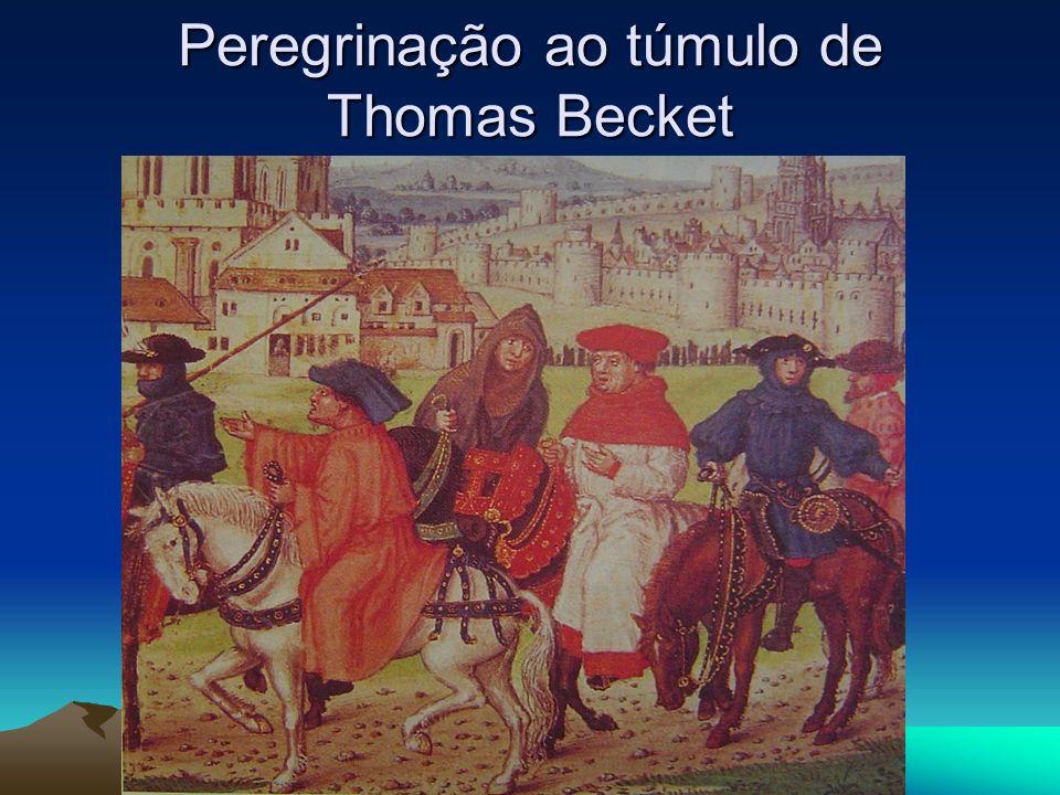 Peregrinação ao túmulo de Thomas Becket