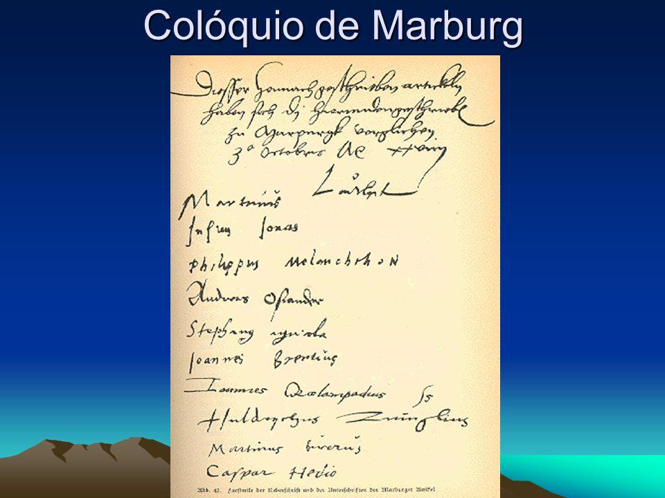 Colóquio de Marburg