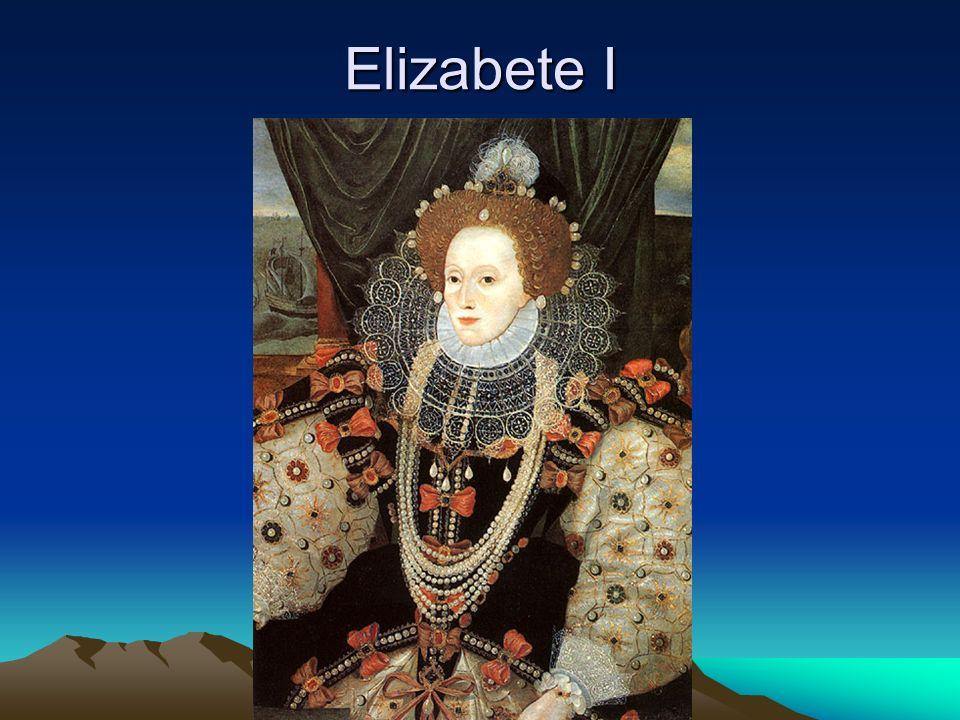Elizabete I