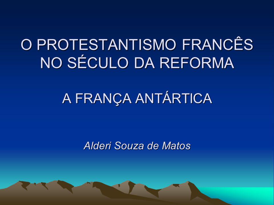 Em 1907, os delegados do Sínodo da Igreja Presbiteriana do Brasil, reunidos no Rio de Janeiro, fizeram uma visita à Ilha de Villegaignon.