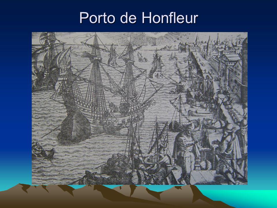 Porto de Honfleur