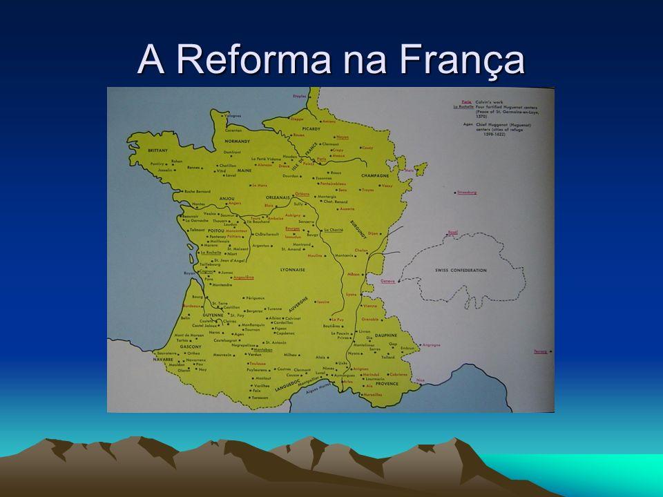 A Reforma na França