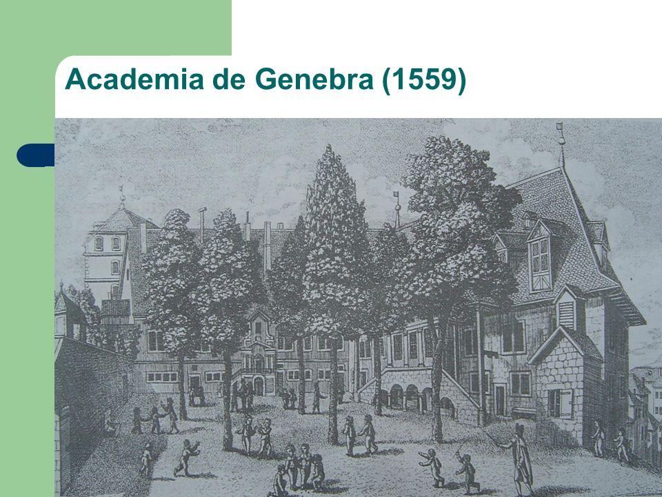 Academia de Genebra (1559)