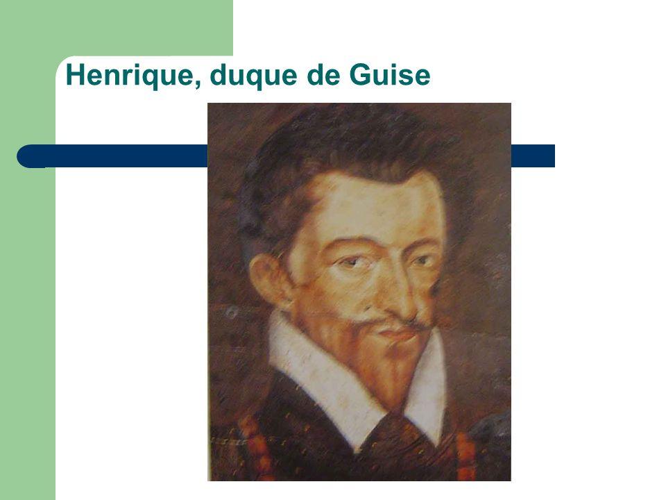 Henrique, duque de Guise