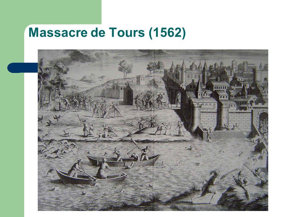 Massacre de Tours (1562)