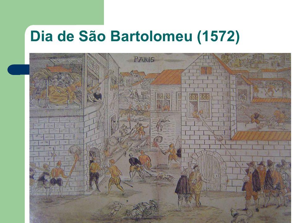 Dia de São Bartolomeu (1572)