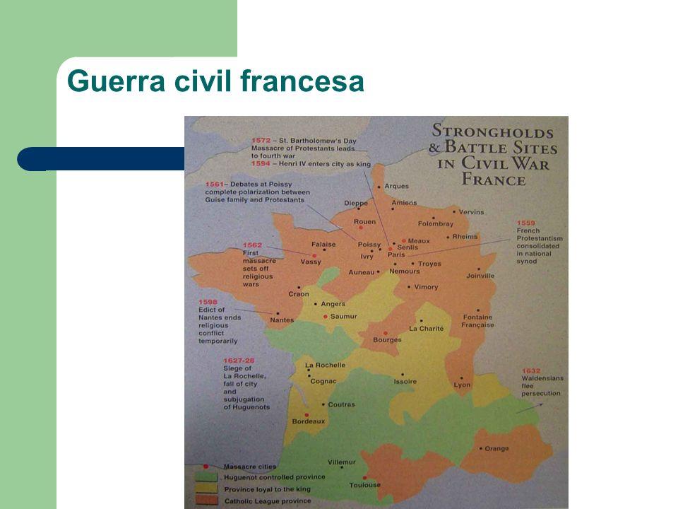 Guerra civil francesa