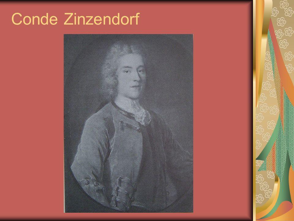 Conde Zinzendorf