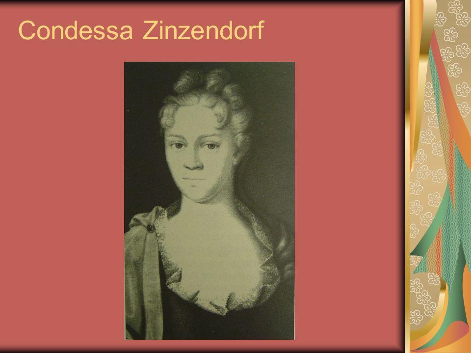 Condessa Zinzendorf