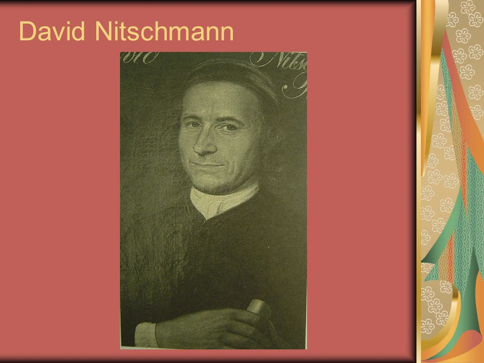 David Nitschmann