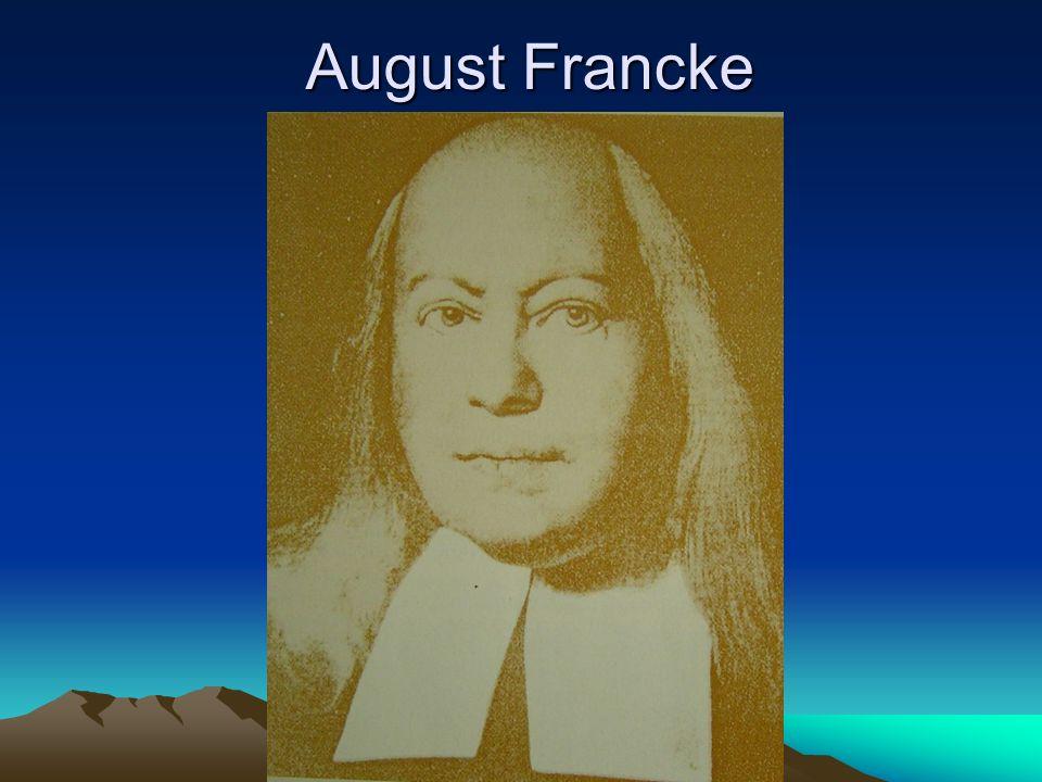 August Francke