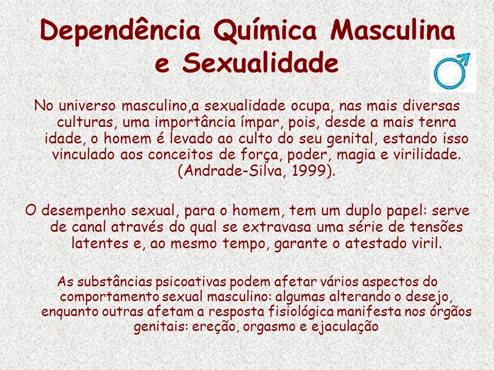 No universo masculino,a sexualidade ocupa, nas mais diversas culturas, uma importância ímpar, pois, desde a mais tenra idade, o homem é levado ao cult