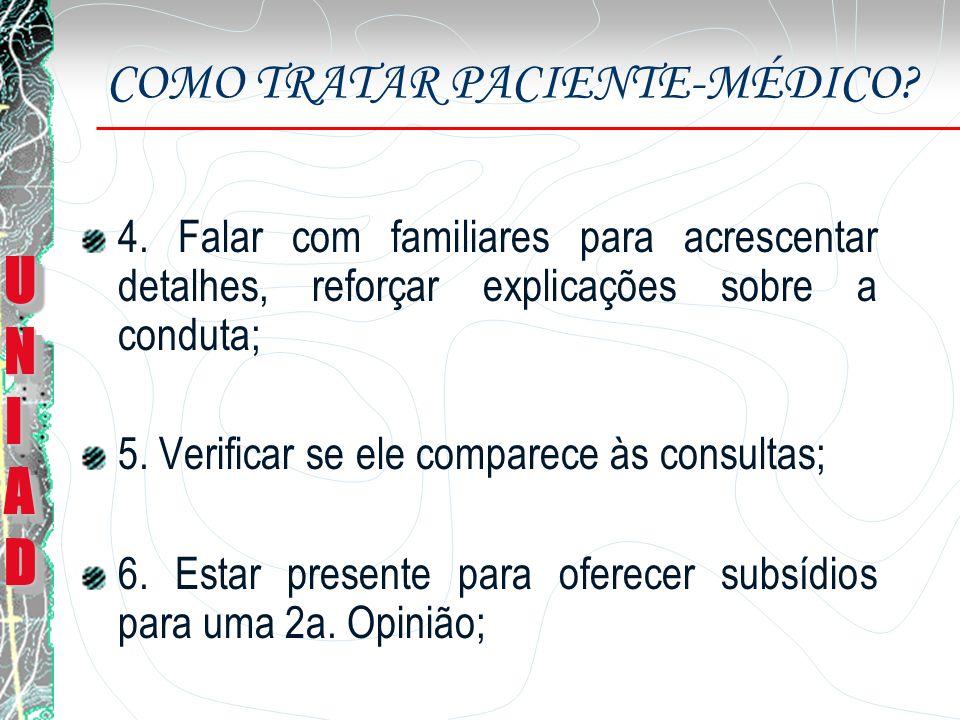 COMO TRATAR PACIENTE-MÉDICO.7.