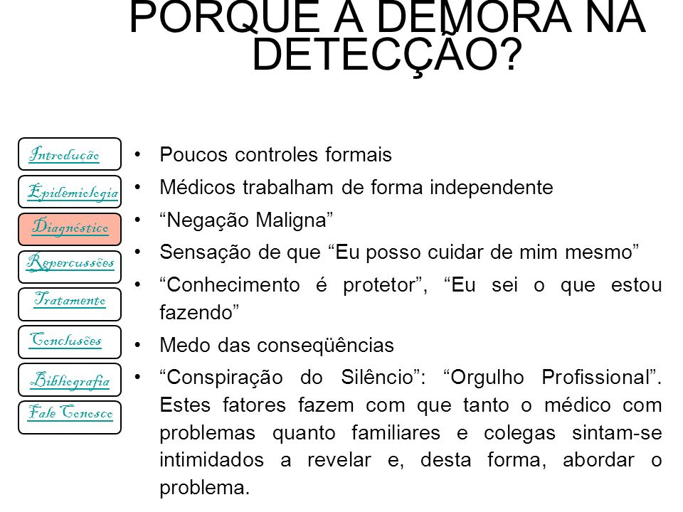 A pioneering experience in Brazil: the creation of a support network for alcohol and drug dependent physicians.