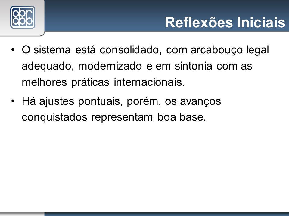 Desafios Mudança cultural –A cultura previdenciária nunca foi realmente disseminada no Brasil.