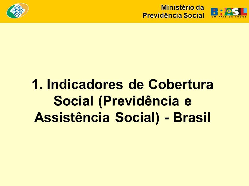 Ministério da Previdência Social 1.