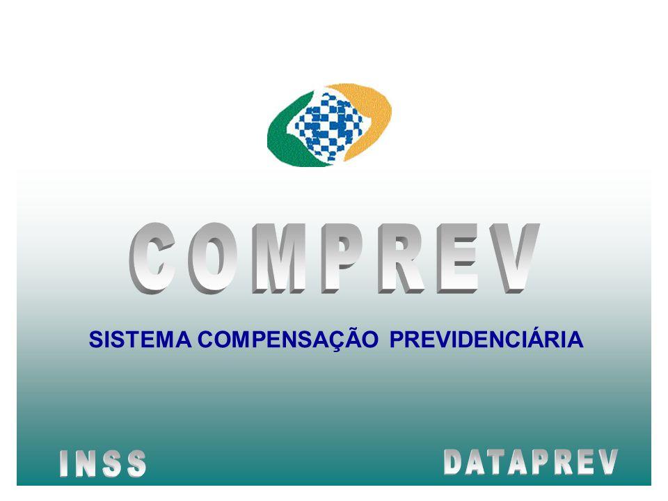 09/2000 SISTEMA COMPENSAÇÃO PREVIDENCIÁRIA
