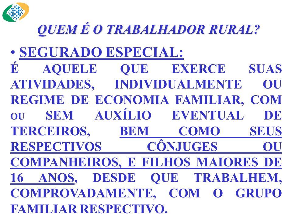 OBS: AUXILIO EVENTUAL DE TERCEIROS UTILIZAÇÃO DE MÃO-DE-OBRA EVENTUAL, EM CONDIÇÕES DE MÚTUA COLABORAÇÃO, NÃO EXISTINDO SUBORDINAÇÃO NEM REMUNERAÇÃO.