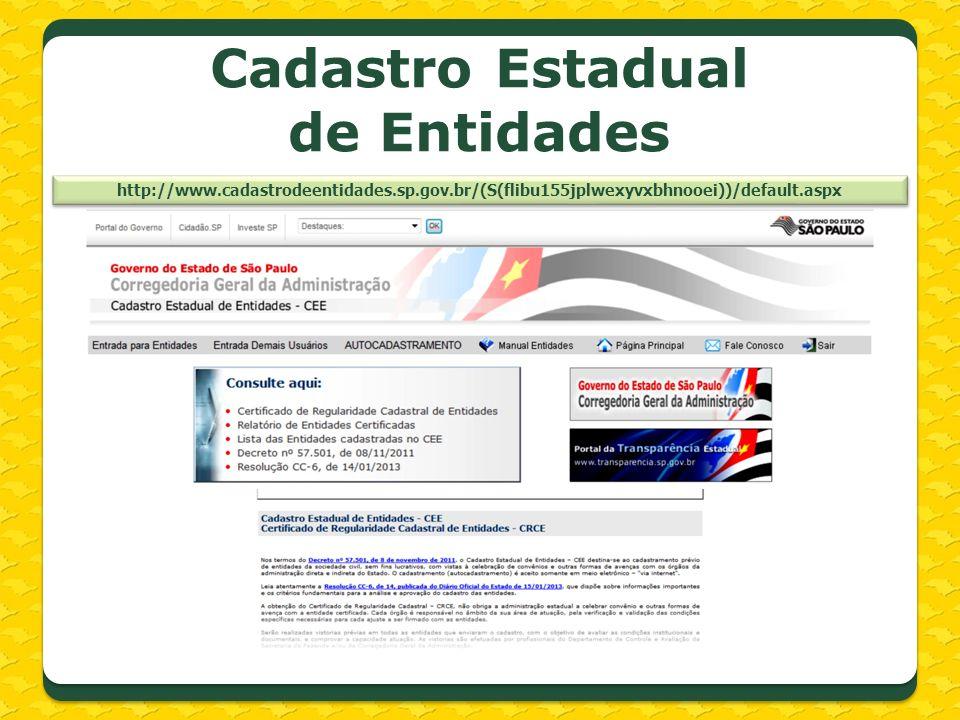 http://www.cadastrodeentidades.sp.gov.br/(S(flibu155jplwexyvxbhnooei))/default.aspx