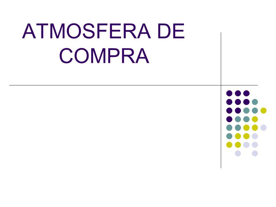 ATMOSFERA DE COMPRA