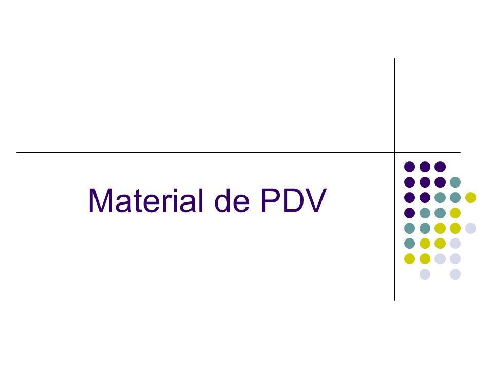 Material de PDV