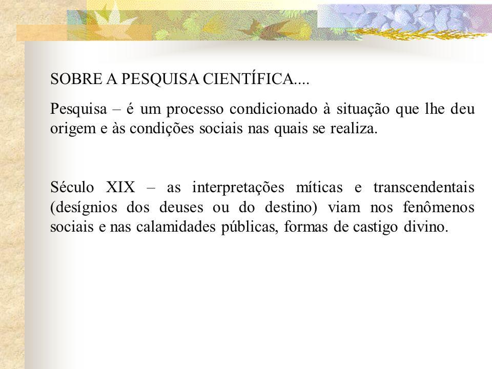 PROJETO DE PESQUISA ROTHEN, J.C.; SILVA, M.P.Receitas de dona metodologia.