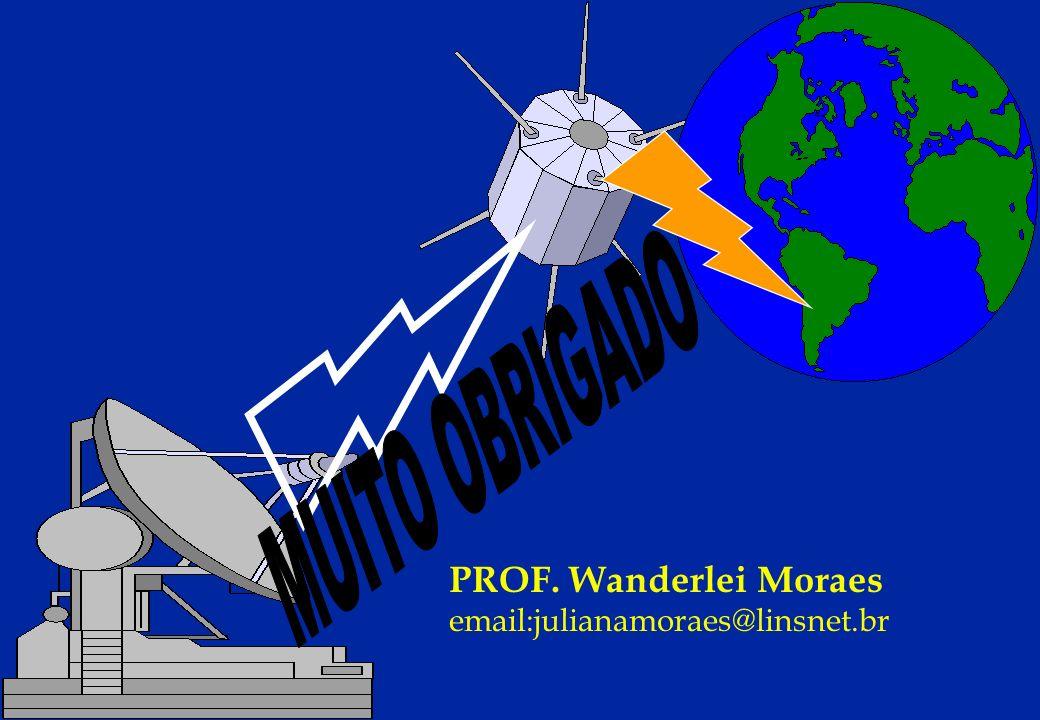 PROF. Wanderlei Moraes email:julianamoraes@linsnet.br