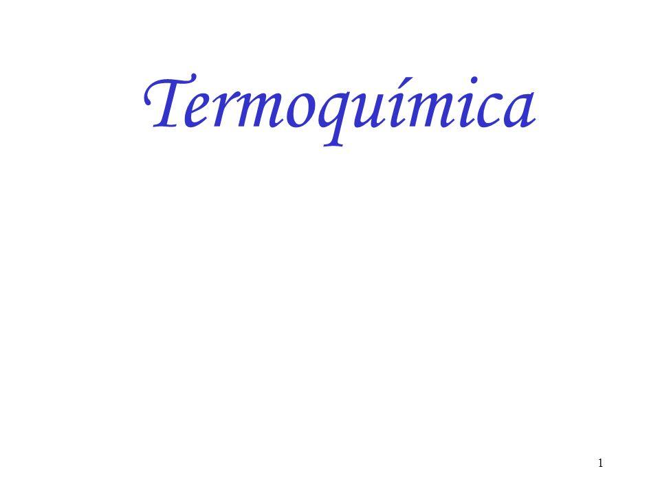 1 Termoquímica
