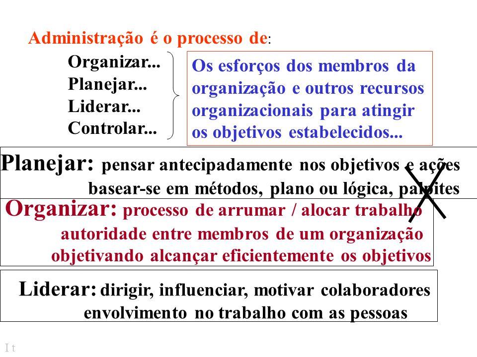 I t As organizações realizam objetivos Quantas organizações estiveram envolvidas para que vocês pudessem ver esta transparência ? Portanto, as pessoas