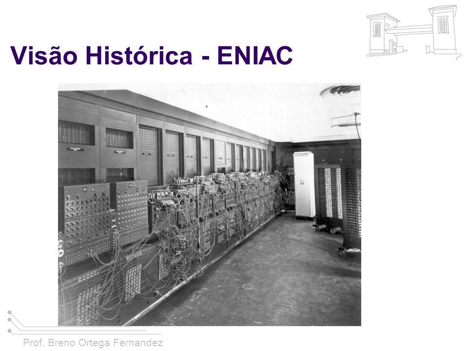 Prof. Breno Ortega Fernandez FIGURA 11-34 Combinando duas RAMs de 16 X 4 em um módulo de 16 X 8.